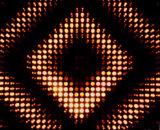 свет РАВЕНСТВА 25PCS СИД 3in1 освещения этапа матрицы (HL-022)