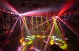 la discoteca capa mobile DJ del punto di 10W LED organizza l'indicatore luminoso