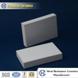 Chemshun Alumina Ceramic Tile Sheet con Excellent Wear Resistance