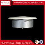 Soupape de ventilation en métal de retour de ventilation de plafond de ventilation