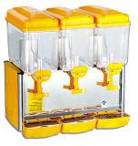 Коммерчески холодный распределитель апельсинового сока
