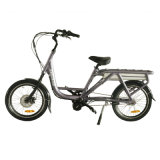 20 pulgadas 500W Construir-en Motor Long Rear Carrier Cargo Bike (JB-TDN03Z)