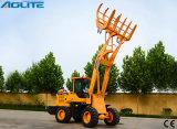 equipo móvil de tierra 2200kg China Payloader