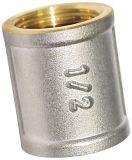 Guarnición de cobre amarillo del acoplador (A. 0204)