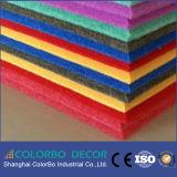 Paneles de construcción de fibra de poliéster acústicos Sostenibles