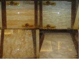 El múltiplo modela los azulejos de suelo de piedra de mármol cristalinos micro