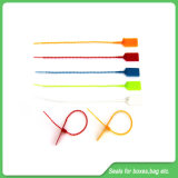 Plastikdichtungs-Marke, 230mm Länge, Plastikjustierbare Dichtungen, Plastikdichtungen