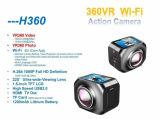 2016 câmera Ultra-Larga do esporte ao ar livre da lente da câmera 220 video os mais novos da ação de 4k WiFi