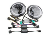7 duim 40W LED Headlight voor Jeep Wrangler