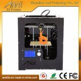 De gesmolten 3D Printer (FDM) van de Technologie van de Modellering van het Deposito met ABS, PLA, PC, Materiaal PVA
