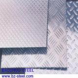 Checkered Spule/Blatt (Q235 SS400 ST37)