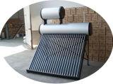 Thermosyphone Vakuumgefäß-Solarwarmwasserbereiter mit kleinem Becken