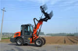 2000kg 5.1m Altura de elevación Telescopic Wheel Loader Telescopic Forklift