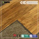 4-7mm反SLIP Durable Interlocking PVC Tile Flooring (PVCフロアーリング)
