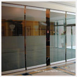 Office/Hotels에 있는 8mm Clear/Frosted Tempered/Toughened Glass Wall/Partition