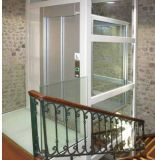 Отсутствие лифта виллы требованию к ямы для домашнего подъема