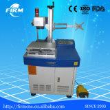 금속과 단단한 플라스틱 섬유 Laser 표하기 기계