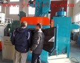 Equipamento de superfície da limpeza de Q326c/máquina mal ventilada Peening de tiro