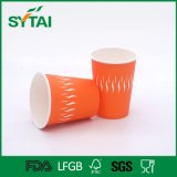 Comerciare la tazza all'ingrosso di carta a parete semplice di alta qualità di molte di formati tazze di tè