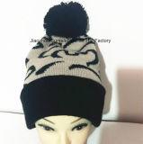 2016 do Beanie novo do estilo da competição quente chapéus feitos malha térmicos bordados relativos à promoção feitos sob encomenda