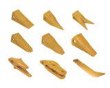 Recambios de Daewoo/del excavador de Doosan Dh220, 2713-1217, punta de los dientes del compartimiento