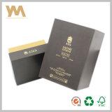 Luxuxduftstoff-verpackender Papierkasten-kundenspezifischer steifer Kasten mit EVA