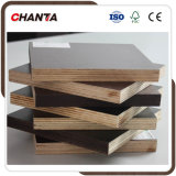 Chantaplex Combi Core Melamine Glue Brown Film Face contreplaqué pour la construction