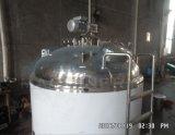 réservoir de mélange 100L de chauffage 2000litres chimique avec le mazout revêtu (ACE-JBG-2B)