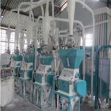Planta de tratamiento de la harina de maíz, máquinas Suráfrica de la molinería del maíz