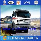 Caminhão resistente do trator do caminhão Ng80 6X4 420HP de Beiben
