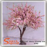 Arbre artificiel de fleurs de cerisier de bonne qualité