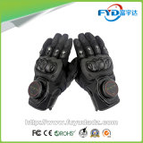 De Handschoen van China Taser overweldigt Handschoenen met de Functie van het Gevecht