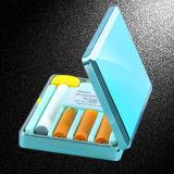 [إ] سيجارة ([د5082-متل] زرقاء لمع إنهاء)