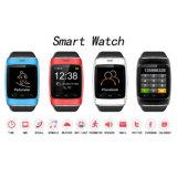Reloj elegante de Bluetooth de la nueva llegada de Gelbert para la llamada