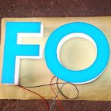 Plein signe lumineux superbe de la Manche du Lit DEL pour la publicité de Desplay de panneau-réclame