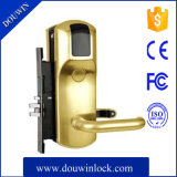 Fechamento esperto do cartão chave do hotel RFID