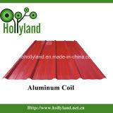 Bobina de aluminio de la capa del PE (Alc1104