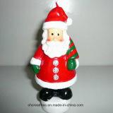 Set de regalo de la Navidad Decoraciones vela