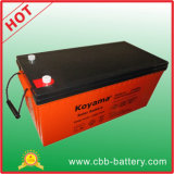 High Performance AGM Battery for Solar System 200ah 12V