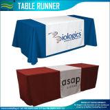Изготовленный на заказ бегунок хода крышки ткани таблицы венчания торговой выставки печатание (SC-NF18F05008)