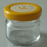30ml освобождают стеклянный опарник меда для соленья с крышками верхней части винта