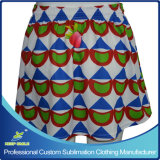 Sporting Clothing Without LiningのためのカスタムSublimation Ladies Lacrosse Sports Skirt