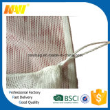 Nylon Mesh Laundry Drawstring Bag pour machine à laver