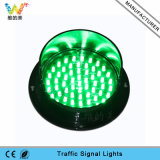 Semaforo personalizzato del rimontaggio LED di traffico di 125mm
