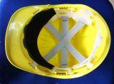 De Helm van de Bedrijfsveiligheid van Ce met Materiaal ABS/PE