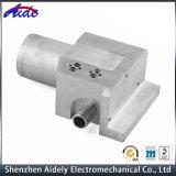 Peça de metal fazendo à máquina do CNC da precisão feita sob encomenda da automatização