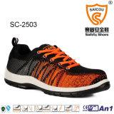 Напольное Sportive изготовление ботинок безопасности для промышленной деятельности