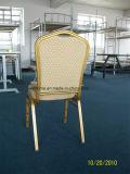 アルミニウム結婚式の宴会のホテルの椅子のスタック