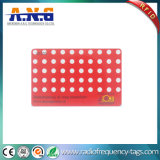Hf 주파수를 가진 13.56MHz 접근 제한 시스템 RFID 카드