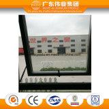 Ventana de aluminio colgada superior/ventana de aluminio del toldo